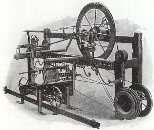 The Spinning Mule